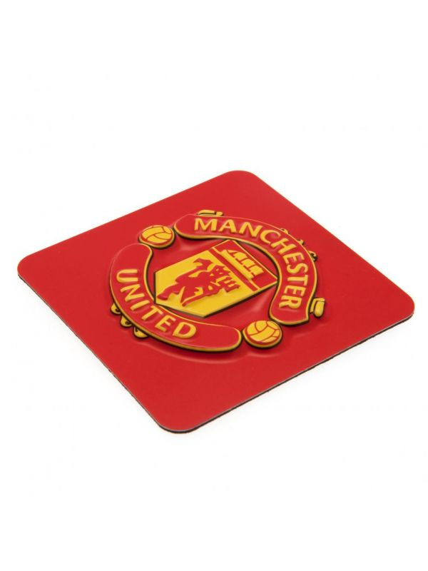 Manchester United F.C. Fridge Magnet SQ